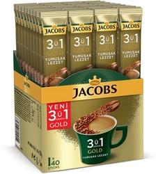 Jacobs - Jacobs 3ü1 Arada Gold Yumuşak Lezzet 40'lı