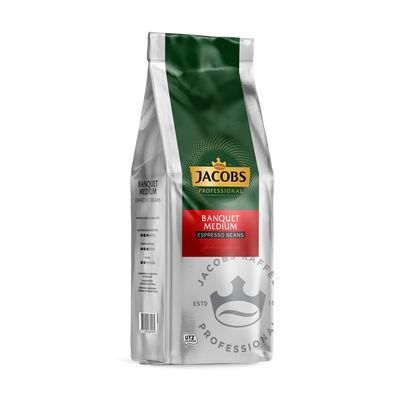 Jacobs Banquet Medium Espresso Beans Çekirdek Kahve 1000 gr