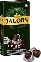 Jacobs - Jacobs Kapsül Kahve Espresso 10 Intenso 10lu