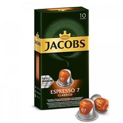 Jacobs - Jacobs Kapsül Kahve Espresso 7 Classic 10lu