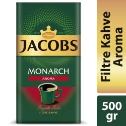 Jacobs - Jacobs Monarch Aroma Filtre Kahve 500 gr