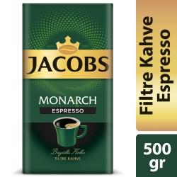 JACOBS - Jacobs Monarch Espresso Filtre Kahve 500gr