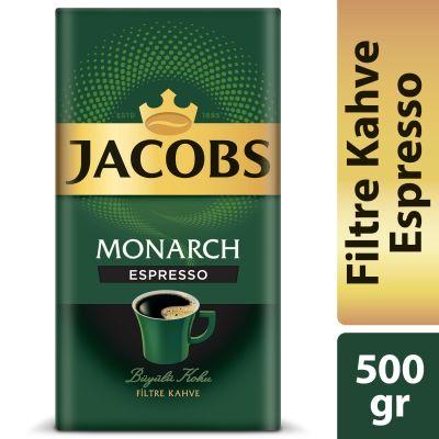 Jacobs Monarch Espresso Filtre Kahve 500gr