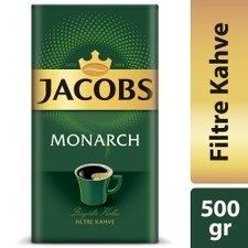 Jacobs Monarch Filtre Kahve 500 gr