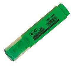 KRAF - Kraf Fosforlu Kalem Geniş Gövde Yeşil