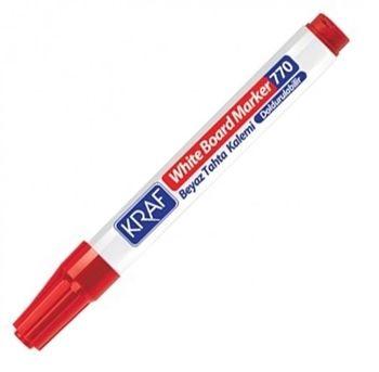 Kraf 770 Tahta Kalemi Kırmızı