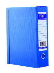 KRAF - Kraf Arşiv Kutusu A4 500yp Mavi 895G