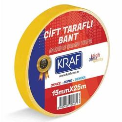 Kraf - Kraf Çift Taraflı Bant 15x25
