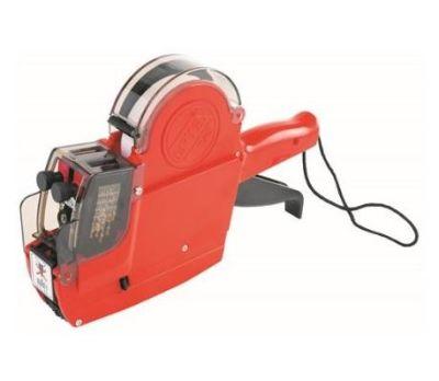 Kraf Etiket Makinesi 10 Hane Çift Kafalı 6600