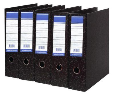 Kraf Karton Telgraf Klasör Geniş