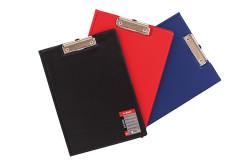 Kraf - Kraf Sekreterlik A4 Kapaklı Kırmızı
