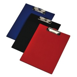KRAF - Kraf Sekreterlik A4 Kapaksız Kırmızı