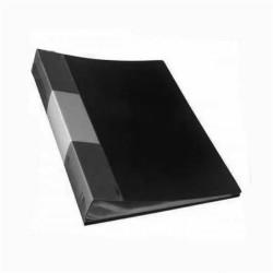 Kraf - Kraf Sunum Dosyası A4 Siyah 40lı