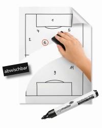 LEGAMASTER - Legamaster Magic-Chart Statik Flipchart Beyaz Kağıt