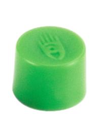 Legamaster - Legamaster Mıknatıs 10 mm 10lu Yeşil