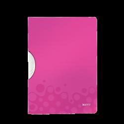 LEITZ - Leitz Active Wow Colorclip Dosya Metalik Pembe