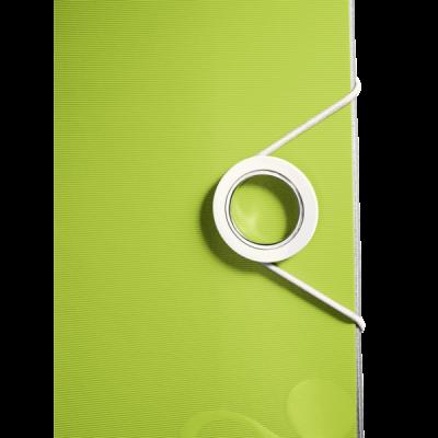 Leitz Active Wow Geniş Klasör Metalik Yeşil