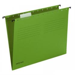 Leitz - Leitz Askılı Dosya Yeşil L-6515