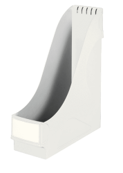 LEITZ - Leitz Plastik Magazinlik Beyaz