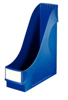 Leitz Plastik Magazinlik Mavi