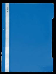 Leitz - Leitz Telli Dosya Mavi 50li