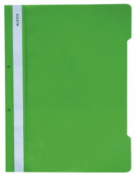 Leitz - Leitz Telli Dosya Yeşil 50li