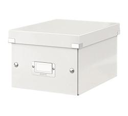 Leitz - Leitz Wow Küçük Boy Kutu Metalik Beyaz