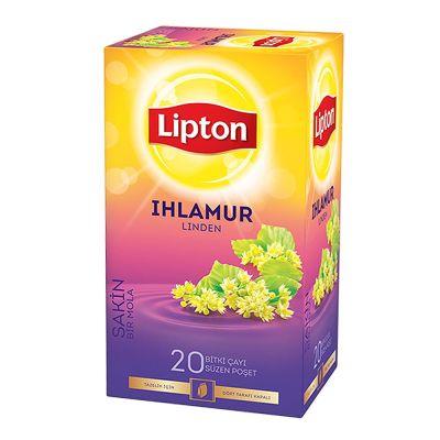 Lipton Ihlamur Bitki Çayı 20li