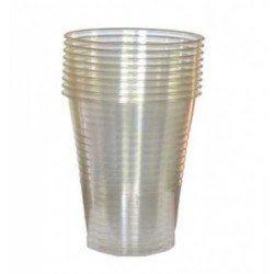 LİZA - Liza Plastik Bardak 180cc 100lü