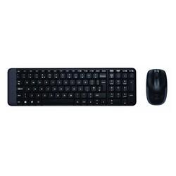 Logitech - Logitech MK220 Kablosuz Klavye Mouse Set