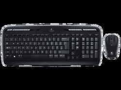 Logitech - Logitech MK330 Kablosuz Klavye Mouse Set