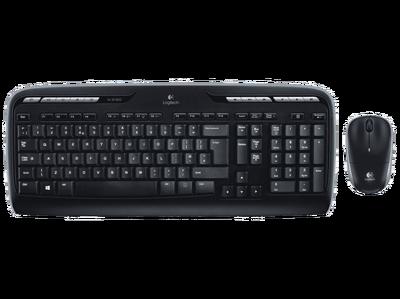 Logitech MK330 Kablosuz Klavye Mouse Set