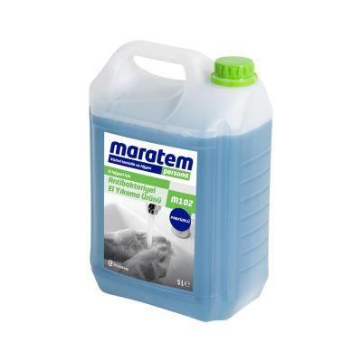 Maratem M102 Antibakteriyel Sıvı El Sabunu 5lt