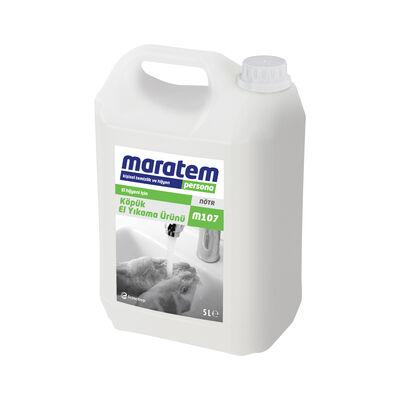 Maratem M107 Köpük El Yıkama Ürünü 5lt