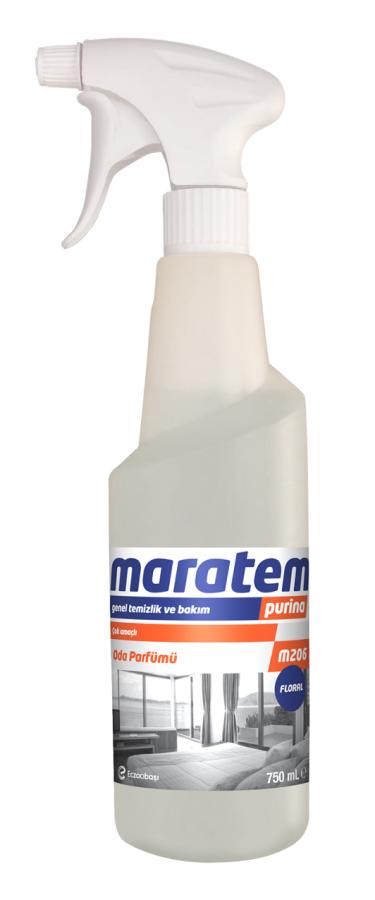 Maratem M206 Oda Parfümü 750ml