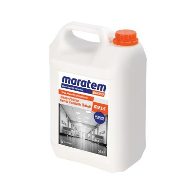 Maratem M215 Hijyen Etkili Temizlik Ürünü 5lt