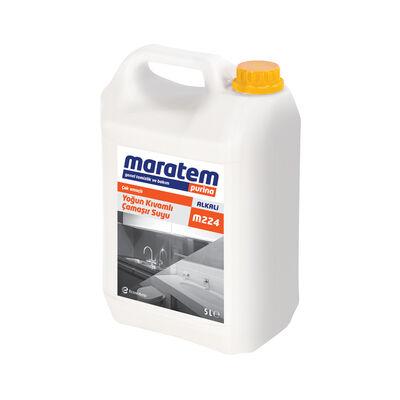 Maratem M224 Yoğun Kıvamlı Çamaşır Suyu 5lt