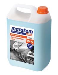 MARATEM - Maratem M233 Parlak Yüzeyler İçin Temizlik Ve Bakım Ürünü 5lt