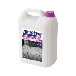 Maratem - Maratem M304 Endüstriyel Bulaşık Makineleri için Kireç Çözücü 5lt