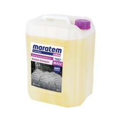 MARATEM - Maratem M322 Endüstriyel Bulaşık Makineleri İçin Bulaşık Deterjanı-Sert Sular 20lt