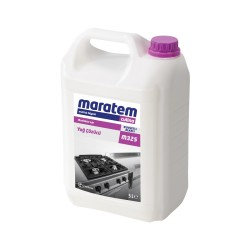 Maratem - Maratem M325 Mutfak İçin Yağ Çözücü 5lt