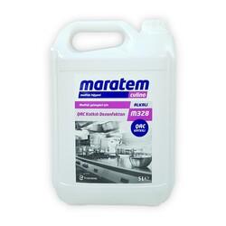 Maratem - Maratem M328 Qac Katkılı Genel Temizlik Ürünü 5Lt