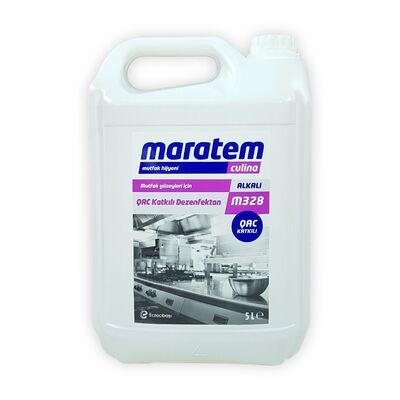Maratem M328 Qac Katkılı Genel Temizlik Ürünü 5Lt