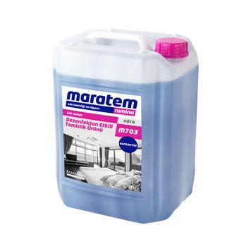 Maratem M703 Dezenfektan Etkili Temizlik Ürünü 20lt