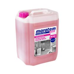Maratem - Maratem M705 Asidik Banyo Temizlik Ürünü 20lt