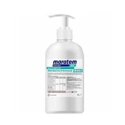 Maratem - Maratem M904 Alkol Bazlı Sıvı El Antiseptiği Dezenfektan 1lt