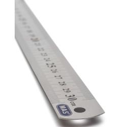 Mas - Mas Çelik Cetvel 30cm