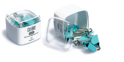 MAS - Mas Cubbıe Omega Renkli Kıskaç 19mm Turkuaz