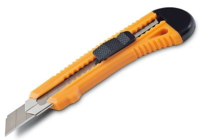 Mas Maket Bıçağı Metal Ağızlı Geniş