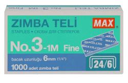 Faber Castell - Max Zımba Teli No:24/6